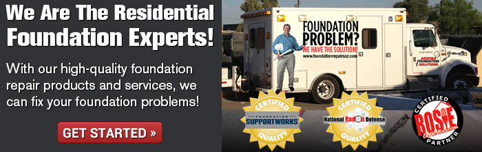 We are Greater Phoenix's foundation experts! Get A Free Inspection.